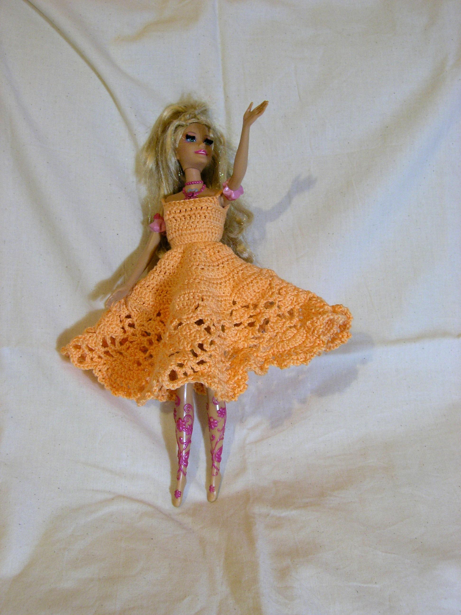 Free Crocheted Barbie Pattern Crochet Tutorials